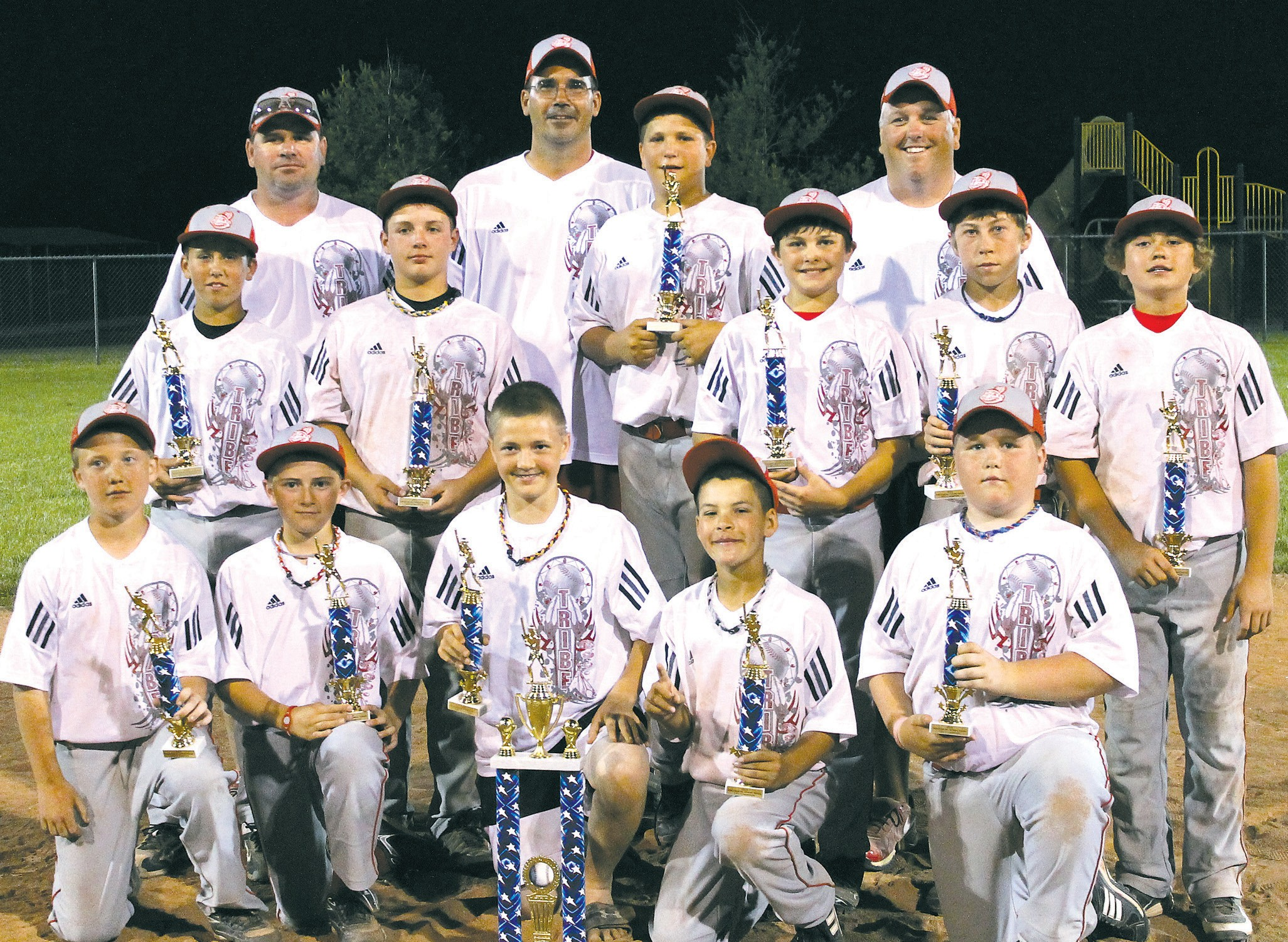 Monticello Tribe To Compete For National Title In Cooperstown N Y Carroll County Comet